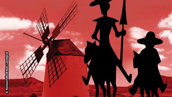 VERLEGT: Der Mann von La Mancha