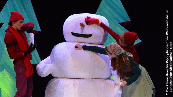 ABGESAGT: Pippi plündert den Weihnachtsbaum