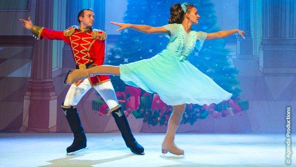 VERLEGT auf den 06.01.22: Russian Circus on Ice: Der Nussknacker