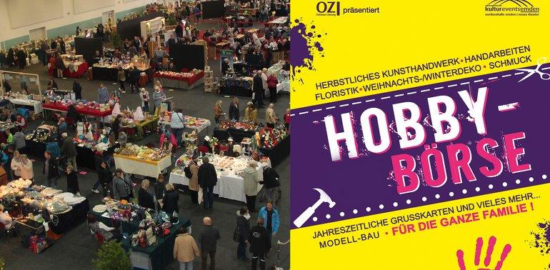 38. Hobby-Börse (mit Hygienekonzept + 3G-Regelung)
