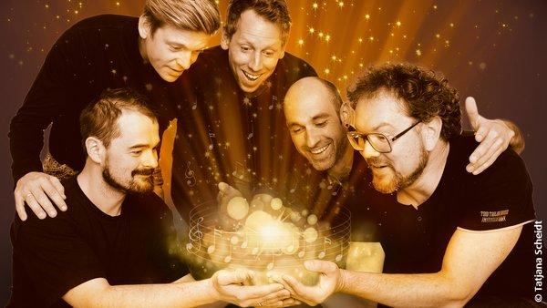 ABGESAGT: Stimmflut 2021 - Das A cappella Event