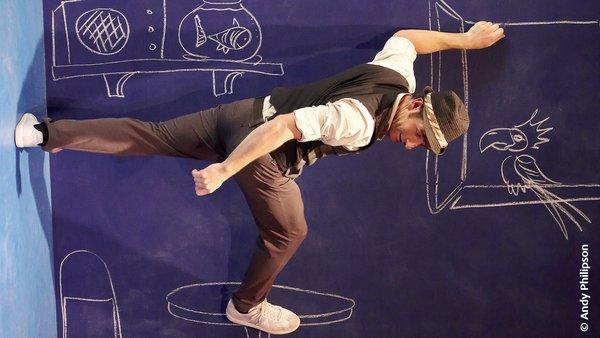 Leo - eine non-verbale physical comedy show
